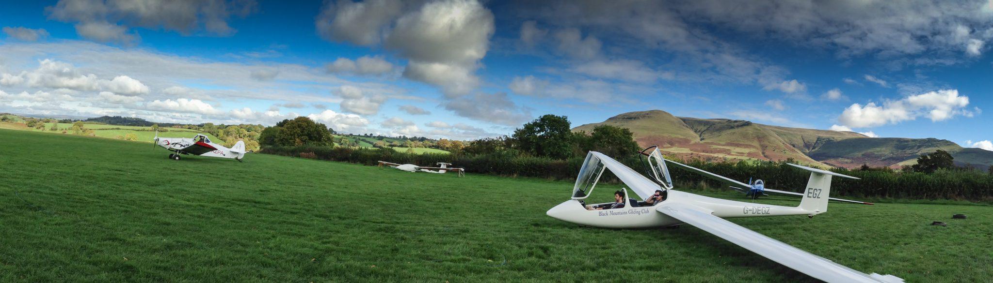 Black Mountains Gliding Club